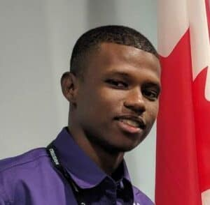 Facilitator - Tyreek Welsh
